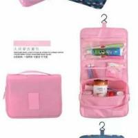 Lynx Toiletries Pouch Toiletry Travel Bag Tas Alat Mandi Kosmetik