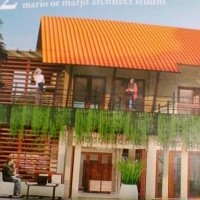 22 Rumah Tropis Eksotis