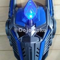 Topeng Optimus Prime Transformers (Menyala & Bunyi)