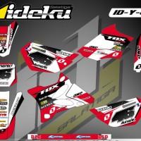 Sticker Decal Striping Dekal Stiker YZ 85 059 Glossy