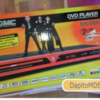 DVD PLAYER GMC BM-081U