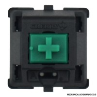 Cherry MX Green Switch (Tactile Click - Plate Mount)