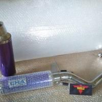 harga knalpot motor CHA matic mio chroom Tokopedia.com