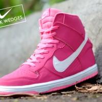 Sepatu Wedges Nike Dunk cocok untuk Kuliah Sekolah Dance
