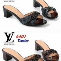 Sandal Wanita Heels LV 6401