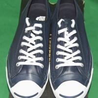 Sepatu Converse - Jack Purcell Ltt Ox Deep Well, Blue. Size 40.5