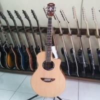 harga Gitar Akustik Elektrik Yamaha APX500II Natural Tokopedia.com