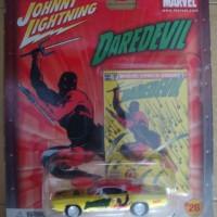 Johnny Lightning DAREDEVIL Miniatur / Diecast