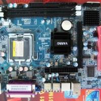 MOTHERBOARD LGA 775 G41 DDR3 BARU DDR3- Merek Varro