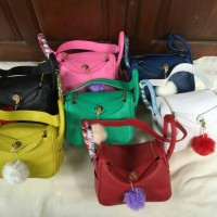 "HERMES LINDY TWILLY POM"" 25cm"