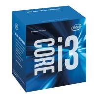 Intel Core i3-6100 3.7Ghz - Cache 3MB [Box] Socket LGA 1151
