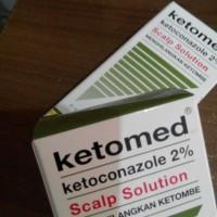 Ketomed Scalp Solution - Shampoo Anti Ketombe & Anti Jamur