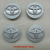 harga dop wheels/tutup velag/veleg/velg all new avanza logo toyota ring 14
