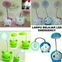 Jual lampu led karakter (hello kitty, keropi, doraemon) Murah