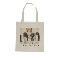 Tote Bag Taylor Swift 1989 Album