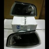 harga MB283-J00D2 MITSUBISHI LANCER EVO 4 97-01 - CORNER LAMP - BLACK Tokopedia.com