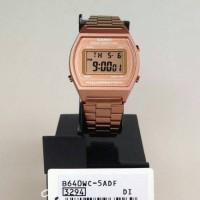 CASIO standard B640WC-5A Casio original for women's