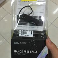 JABRA BLUETOOTH HEADSET/HEADPHONE/HANDSFREE/EARPHONE CLASSIC BLACK ORI