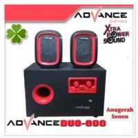 SPEAKER ADVANCE DUO 600