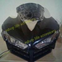 harga Heladlamp batok lampu R25 mini Untk Modifikasi Sport Naked, Vixion DLL Tokopedia.com