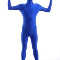 harga Full Body Zentai - Biru - Spandex Lycra Kostum Catsuit Bodysuit Sexy Tokopedia.com