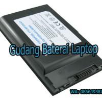 Original Baterai Laptop FUJITSU Lifebook T1010 T4310 T4410 T5010 T730
