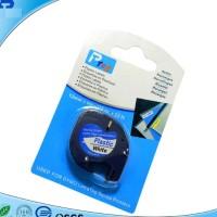 harga Label Letratag Dymo Compatibel/White Plastic-Paper Tapes for LetraTag Tokopedia.com