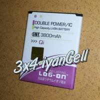 Baterai/Battery Smartfren Andromax Qi - 3800mAh