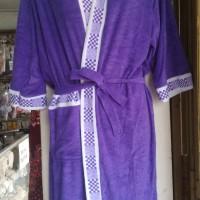 Kimono Handuk Tipe 5 Purple