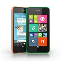 Nokia Lumia 530 Dual Sim - Garansi Resmi