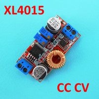 XL4015 CC CV 5A DC Buck Step Down Converter Charging Lithium Battery