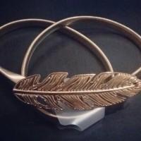 Belt#Daun#Leaf#Gold#Silver#Fashion#Import#Bangkok#Korea
