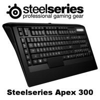 Steelseries Apex 300 Gaming Keyboard