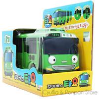The Little Bus Tayo Pull Back Car Original Rogi