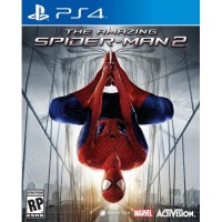 Kaset Ps4 Game : The Amazing Spiderman 2