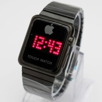 JAM TANGAN PRIA/WANITA APPLE IPHONE TOUCH WATCH
