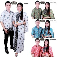 harga Batik Modern Sarimbit Gamis Srg103 Tokopedia.com