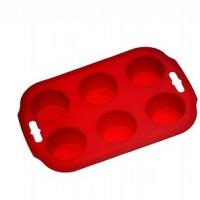 harga Cetakan Silikon Loyang Kue Muffin Cupcake Cup Cake Brownies Bolu Bulat Tokopedia.com
