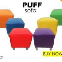 Jual Puff - Ottomans 40x40cm (POP Color!) - Sofa sudut santai Murah
