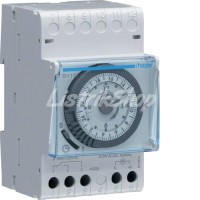 Timer / Time Switch Analog Din Rel 24 jam Hager - EH111