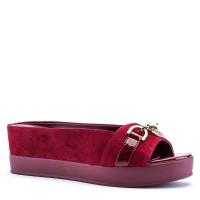harga Sepatu BRAND EVERBEST Open Toe Shoes Wedges Chain Gold Collete Tokopedia.com