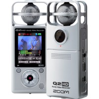 Zoom Q2HD Handy HD Video Recorder
