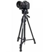 Jual Tripod Weifeng Portable Lightweight Video & Camera WT-3520 Black Murah