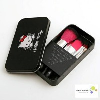 hello kitty black box brushes