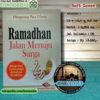 Buku Saku - Ramadhan Jalan Menuju Surga - Pustaka Ibnu Umar - Karmedia