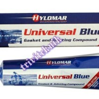 hylomar universal blue instant gasket sealing compound.