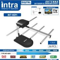 harga Antena TV Indoor Digital INTRA INT-HD14 Best FOR LCD & LED TV Tokopedia.com