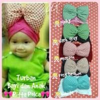 Turban Bayi & Anak / Turban Anak