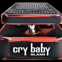 Effect Jim Dunlop Cry Baby Slash Signature Wah SC-95