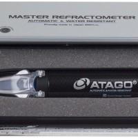 Atago Master S/Mill M Salinity Refractometer / Refraktometer Salinitas